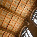 Angel Hall ceiling