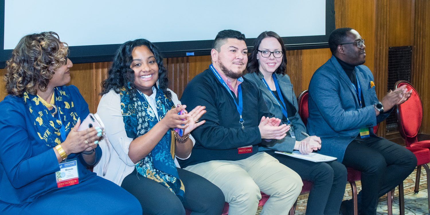 Michican Pre-College & Youth Outreach Conference in Michigan League on 11-18-2019
