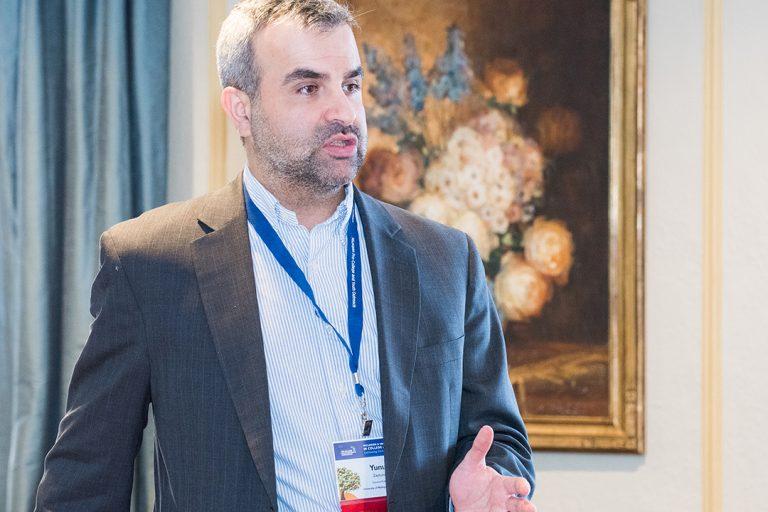 Yunus Zeytuncu at PCC